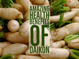 Amazing Health Benefits Daikon