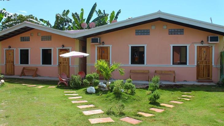 Bohol budget resort panglao island
