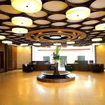 The bellevue resort bohol lobby