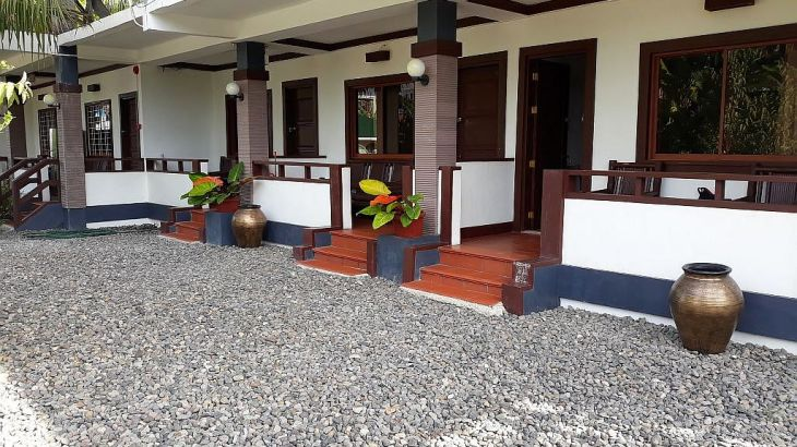 Bohol chochotel panglao cheap rates apartment style accommodations
