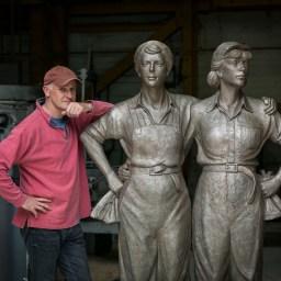 Women of Steel – Martin Jennings