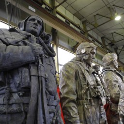 Bomber Command Memorial 2012 – Philip Jackson