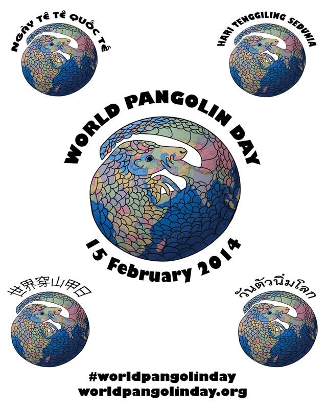 World Pangolin Day