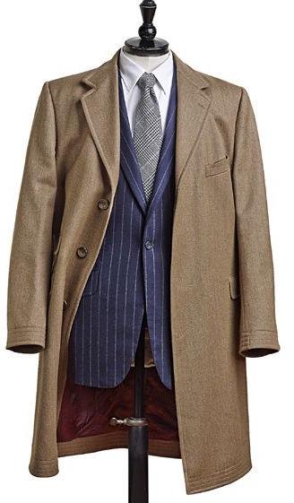 płaszcz crombie coat