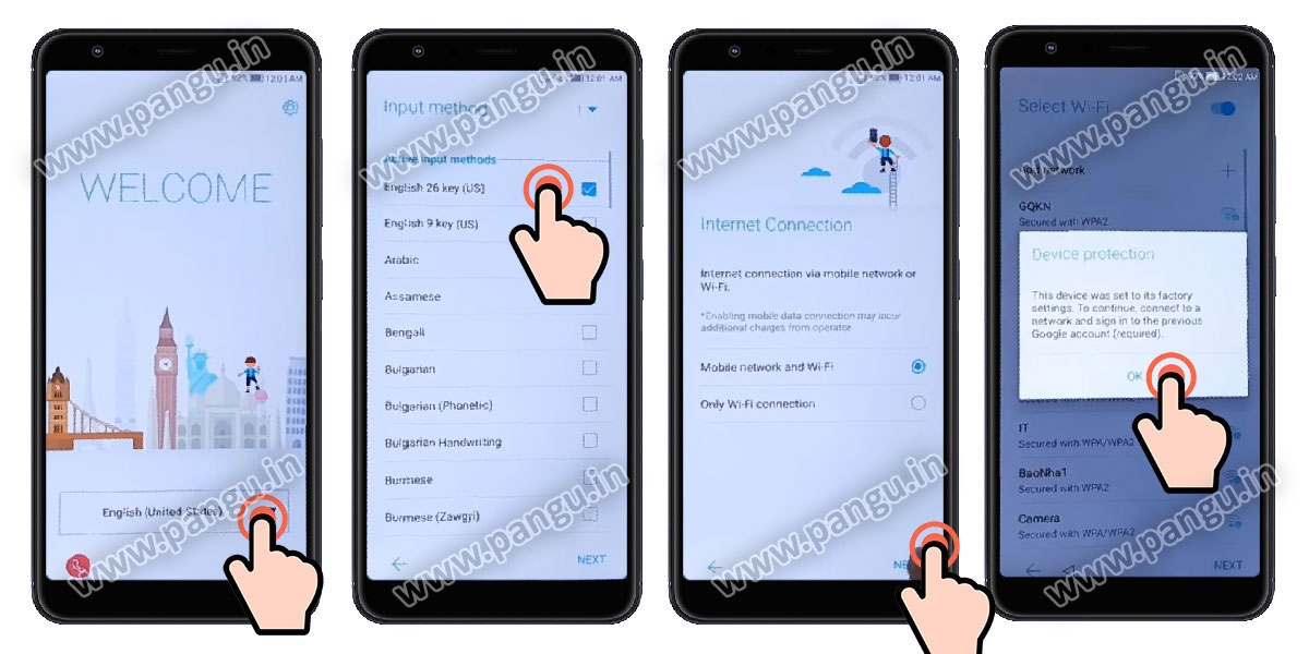 How To Bypass Google Lock On Android 70 How To Bypass Google