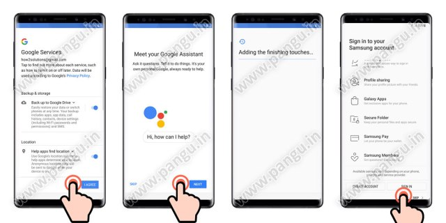 Turn Off Samsung Account Notifications Note 8