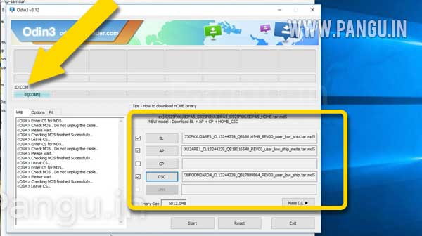 Bypass FRP Google Account And Hard Reset Samsung A-Series A88