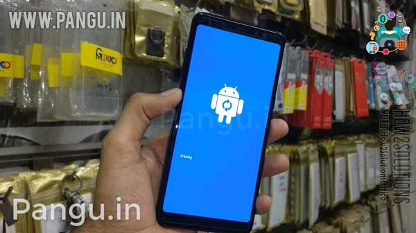 How to ByPass Google Account for Galaxy A8A8+ [FRP Reset]