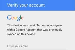 Android 7.0, 7.1, 7.1.2 Nougat Remove Google Account Samsung