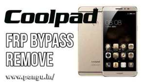 Coolpad Bypass Google Account Verification FRP lock