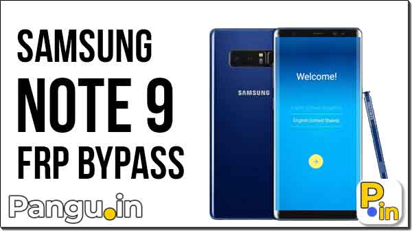 FRP bypass Samsung Note 9 Combination ROM (N960f, N960u