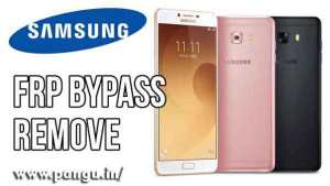 Samsung Galaxy C7 c7000 Remove Google Account FRP Latest Security.