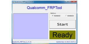 Qualcomm FRP Reset tool Without Box