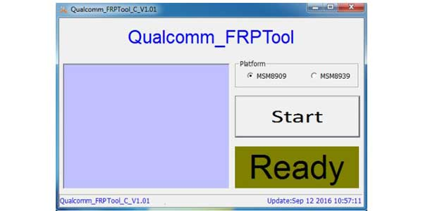FRP Removal tool for pc - Pangu in