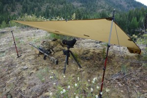 Long Range Ambush Kifaru Sheep Tarp