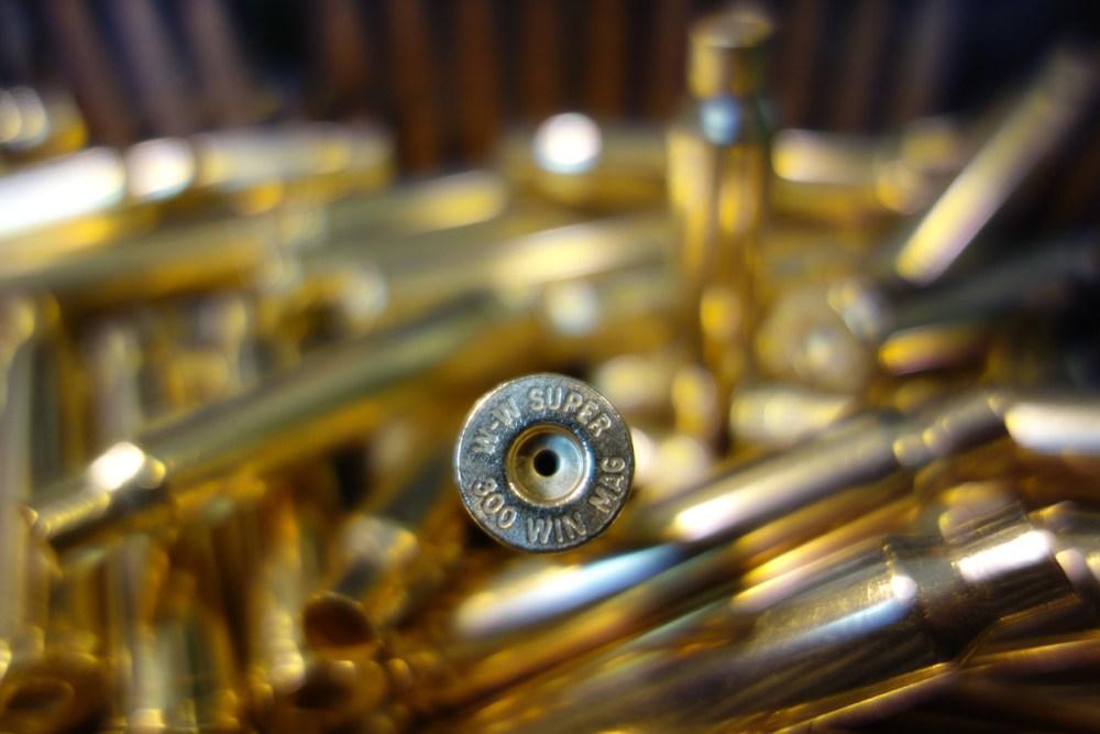 300 Winchester Magnum Headstamp