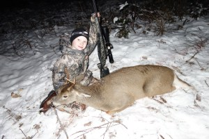 Jake Millard's 1st Whitetail