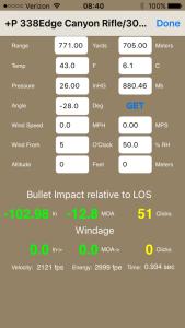 BulletFlight (M) Screenshot
