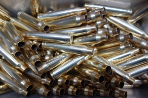 Annealed long range hunting load brass.
