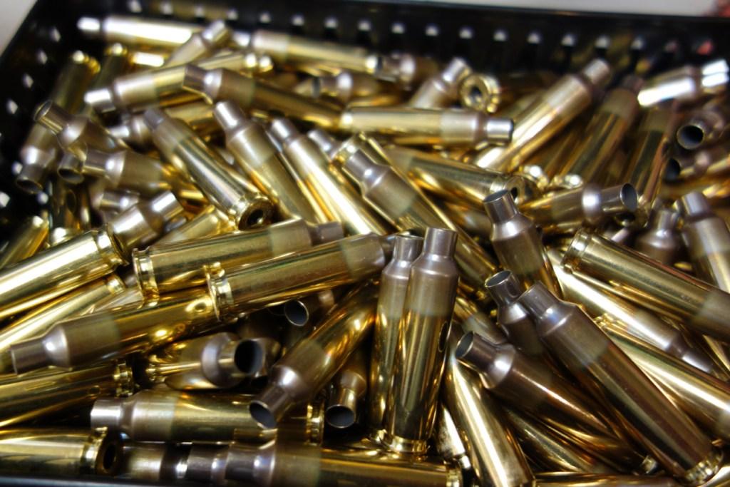 260 Terminator brass