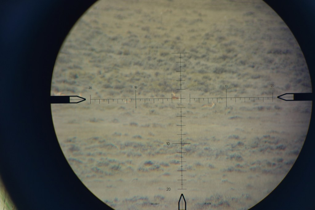 MOAR-T reticle ATACR