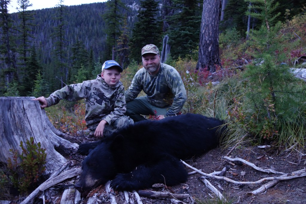 2016 Idaho bear