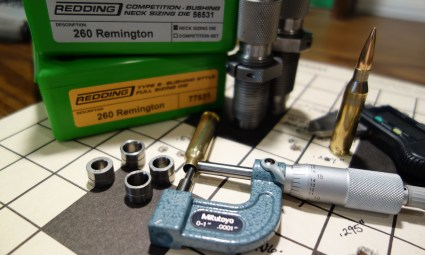 How to select a Redding bushing