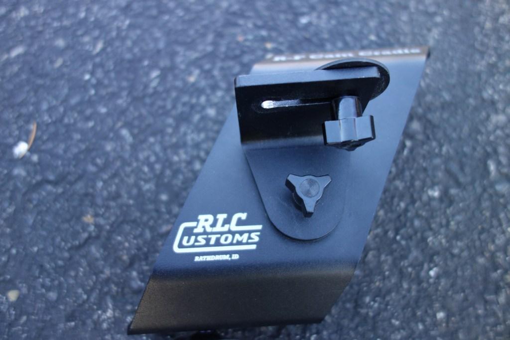 Cam Cradle Camera Plate