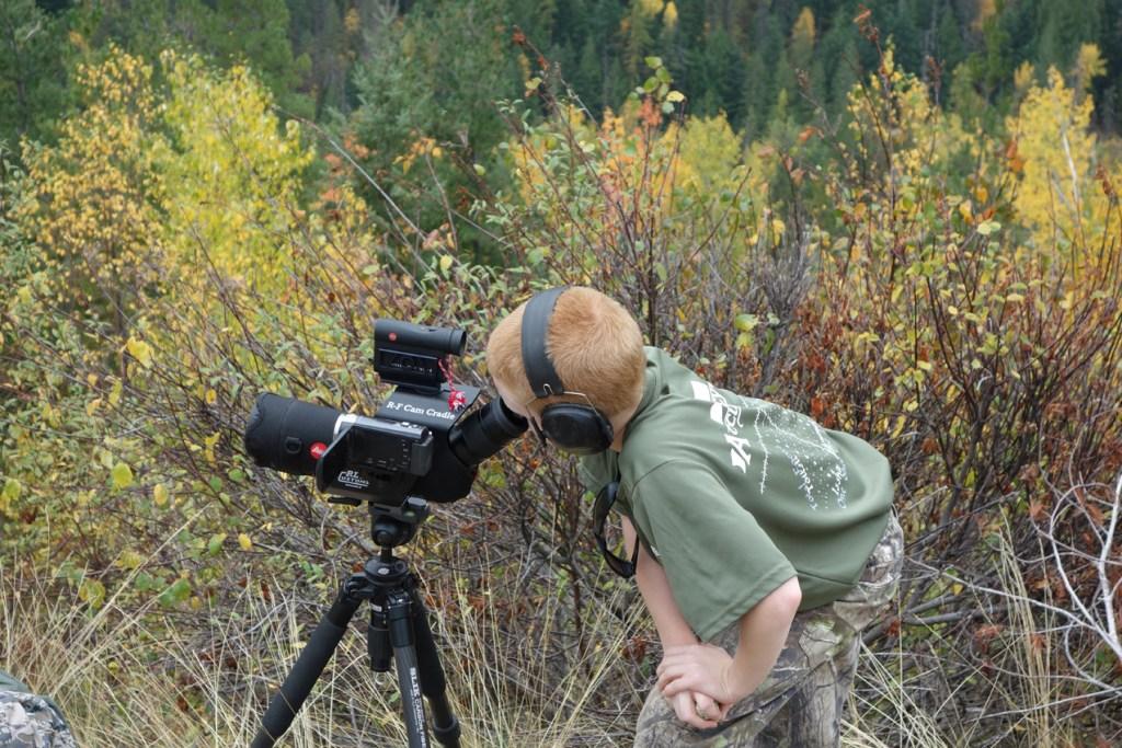 Jake Cam Cradle Leica APO Televid