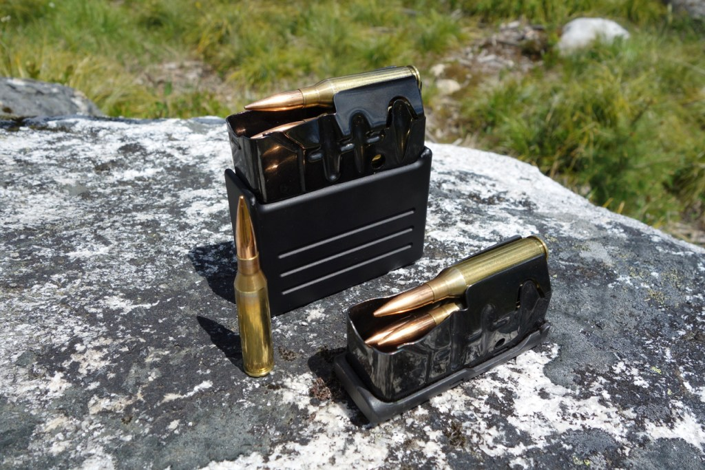 Savage Magazine with Darkeagle Custom 10 Round Magazine