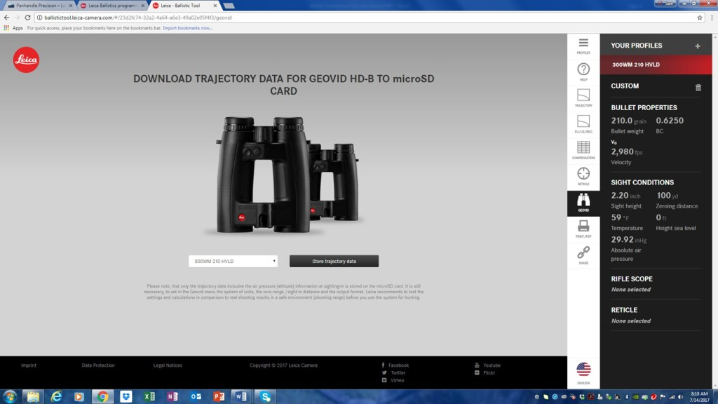 Leica Geovid HD-B Edition 2200 Download