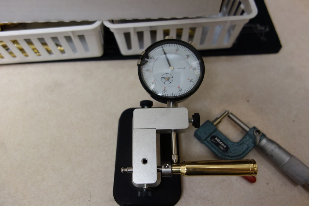 Reloading Measuring Tools