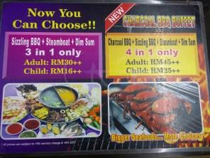 -At Q-Thai BBQ & Steamboat,, Ampang, KL