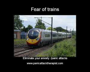 Fear of trains