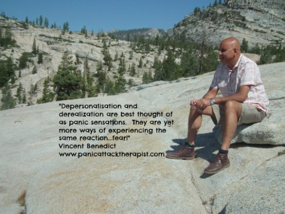 depersonalisation and derealisation