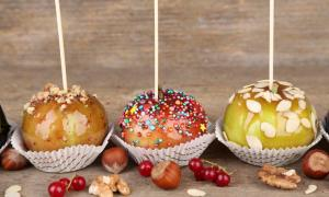 Skvělé jablečné recepty