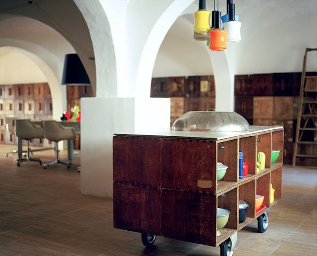 Kitchen Trolley Design Ideas