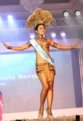 My national costume designed by Edwin Uy