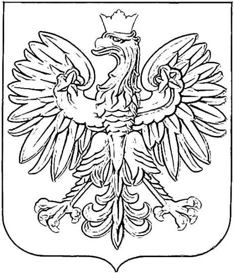 godlo_polski-kolorowanka