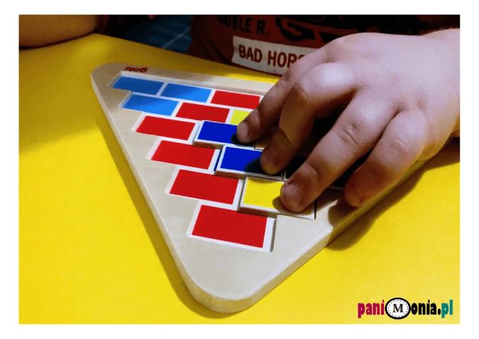 puzzle trójkątne