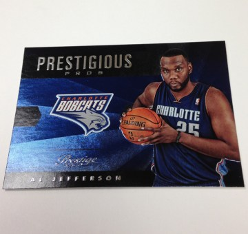Al Jefferson - Charlotte Bobcats