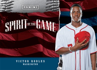 Panini America 2017 Father's Day Spirit of the Game11