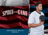 Panini America 2017 Father's Day Spirit of the Game15