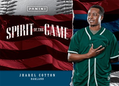 Panini America 2017 Father's Day Spirit of the Game9