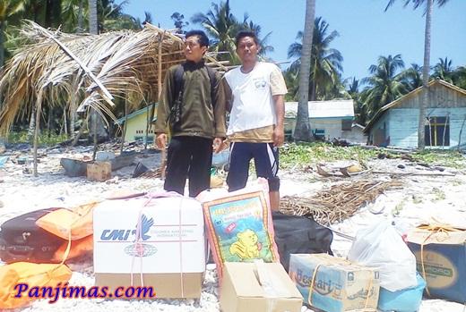 Dai DDII Tiba di Pulau Seram
