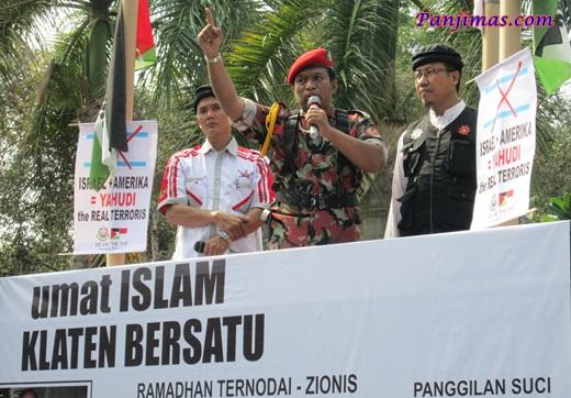 Ismail Komandan KOKAM Klaten