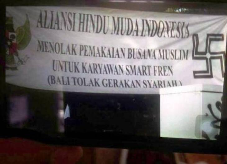 Hindu Bali larang busana muslim