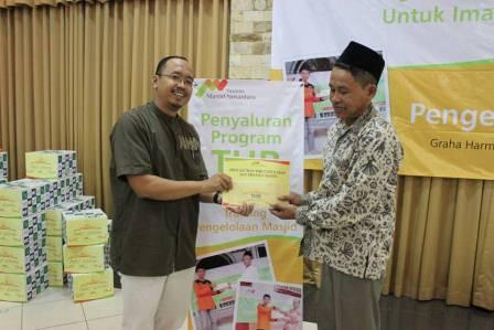 Pelatihan Pengelolaan Masjid