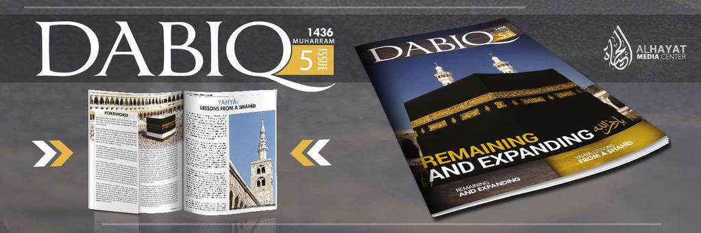 Dabiq edisi 5 download