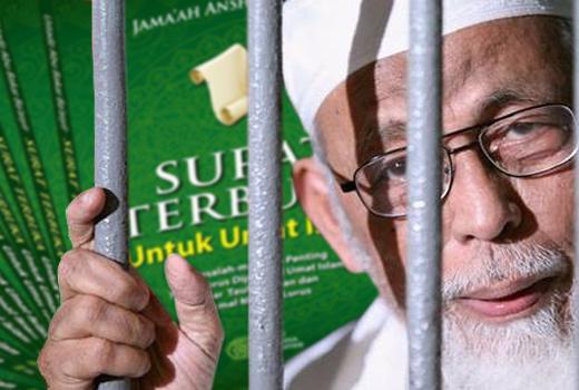 "Segera Dibagikan Gratis! Buku Terbaru Ustadz Abu Bakar Ba'asyir ""Surat Terbuka Untuk Umat Islam"""